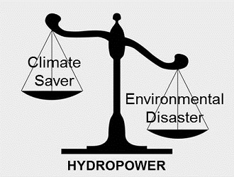 Hydro Climate Saver or Env Disaster