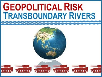 Geopolitical Risk Transboundary Rivers