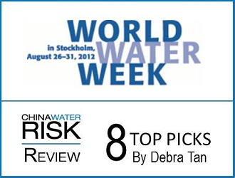 World Water Week - 8 Top Picks