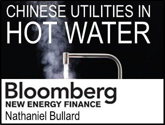 Chinese Power Utilities in Hot Water