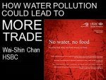 Water Pollution Could Lead to More Trade