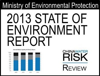 2013 State of Environment Report Review