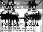 China's Membrane Rush - Foreign vs Local
