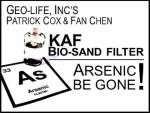 KAF Arsenic Filter