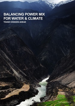 China Water Risk Balancing power mix for water and climate