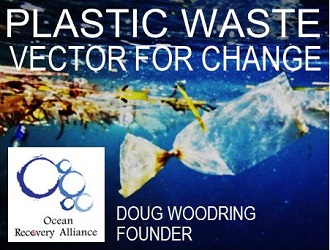 Plastic Waste Vector For Change