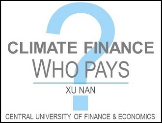 Climate Finance - Who Pays