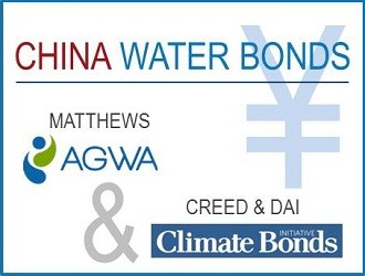 Financing Water Resilience - Climate Bonds For China