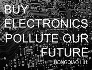Buying Electronics Can Pollute Our Future