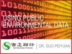 Using Public Environmental Data