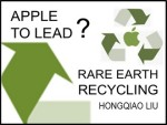 Apple to Lead Rare Earth Recycling