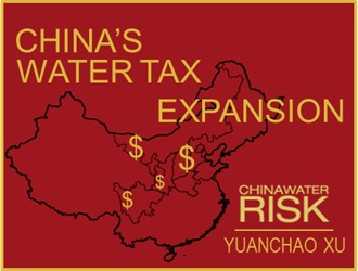 China's Water Tax Expansion