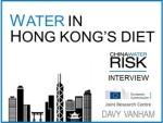 Water in HK's diet