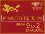 Ministry reform From 9 to 2 dragons