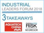 Aquatech 2018 3 Takeaways